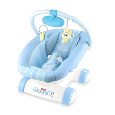 Fisher-Price® Cruisin' Motion Soother - Blue - from Fisher Price