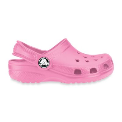 Crocs™ Kids' Classic in Pink Lemonade