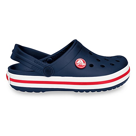 Crocs™ Kids' Crocband™ in Navy