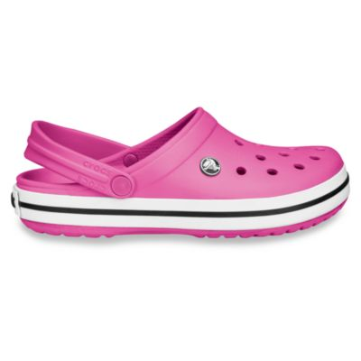 Crocs™ Kids' Crocband™ in Fuschia