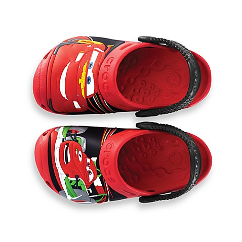 Crocs(TM) Kids' ©Disney/Pixar Lightning McQueen(TM) & Francesco(TM) Clog - Size 6-7