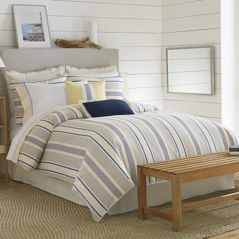 Nautica 174 Prospect Harbor Comforter Bed Bath Amp Beyond