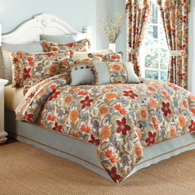 Croscill® Mardi Gras King Comforter Set
