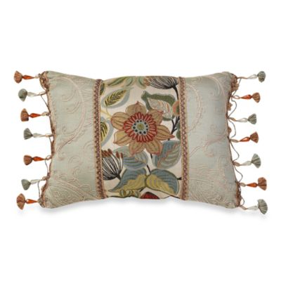 Croscill® Mardi Gras Boudoir Pillow