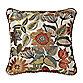 Croscill Mardi Gras 18-Inch Square Toss Pillow