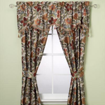 Croscill 84 Window Curtain Panel