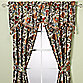 Croscill Mardi Gras Scalloped Valance