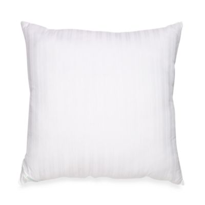 Bedding Essentials™ Ultra Soft European Square Pillow100% Cotton Cover