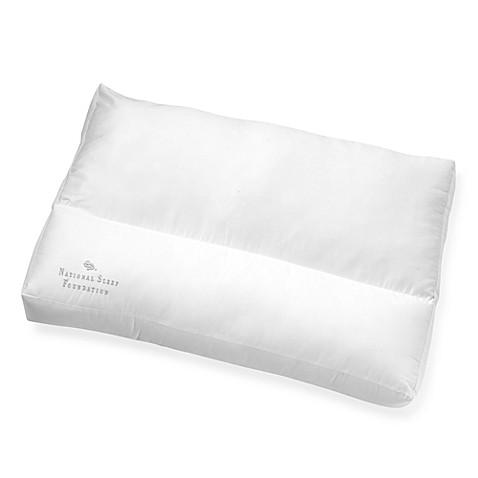 National Sleep Foundation Cervo Align Pillow Bed Bath