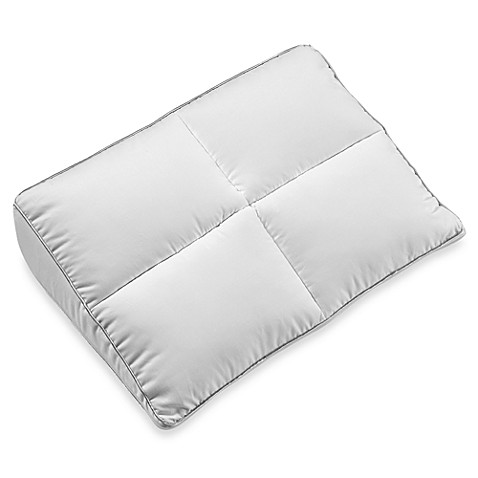 National Sleep Foundation Cuddling Comfort Pillow Bed