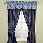 Manor Hill® Cleo Sapphire Window Curtain Panels