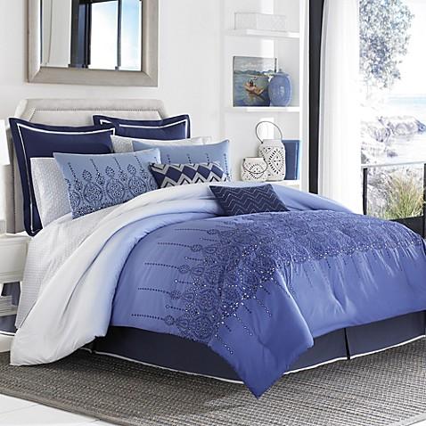 steve madden sanibel comforter set bed bath beyond. Black Bedroom Furniture Sets. Home Design Ideas