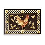 Safavieh Vintage Rooster Poster Wool 2-Foot x 3-Foot Rectangle Rug