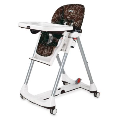 Peg Perego® Prima Pappa Diner High Chair in Savana Cacao