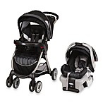 Graco® FastAction™ Fold LX Stroller Travel System in Metropolis