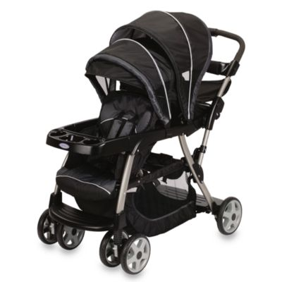 Graco® Ready2Grow™ Classic Connect™ LX Stand & Ride Stroller in Metropolis