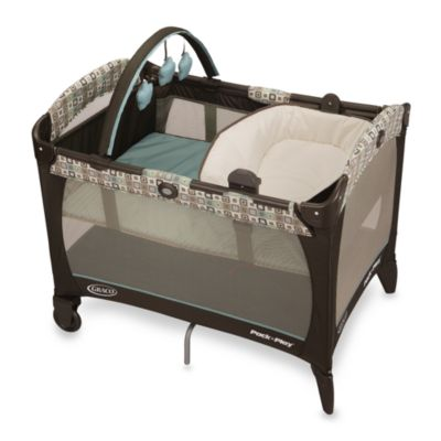 Graco® Pack 'n Play® Playard with Reversible Napper & Changer™ in Soho Square