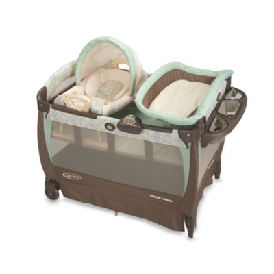 Graco® Pack 'n Play with Cuddle Cove™ Rocking Seat in Astoria
