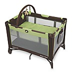 Graco® On-the-Go Travel Pack 'n Play® Playard in Go Green