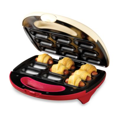 Nostalgia Electrics™ Pigs- in -A-Blanket Appetizer Maker