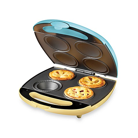 Nostalgia Electrics™ Mini Pie Bakery - 4 Pies