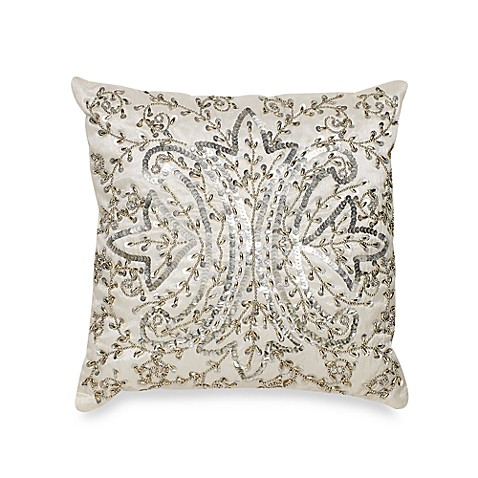 Fairy Dust 16-Inch Square Throw Pillow