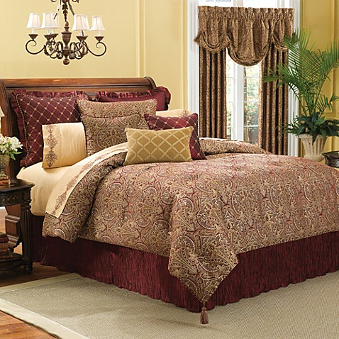 Croscill Premier Comforter Set Bed Bath Amp Beyond