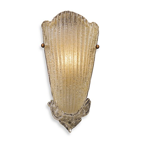 ELK Lighting 1- Light Sconce in Gold Leaf