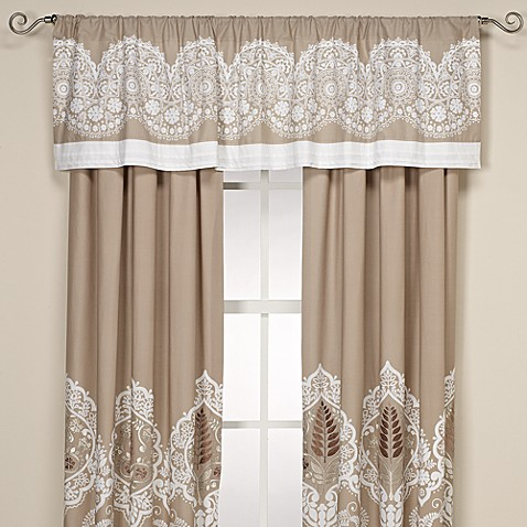 Kas Moroc Window Valance