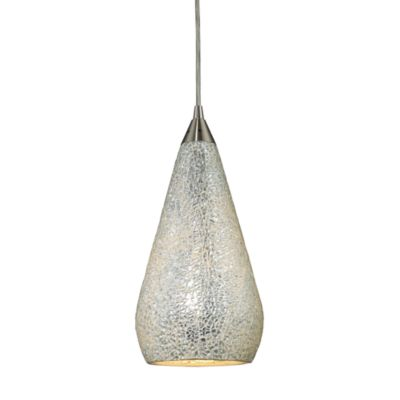 Elk Lighting Crackle Glass