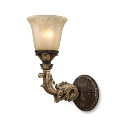 ELK Lighting Trump Home™ 1-Light Wall Sconce In Burnt Bronze