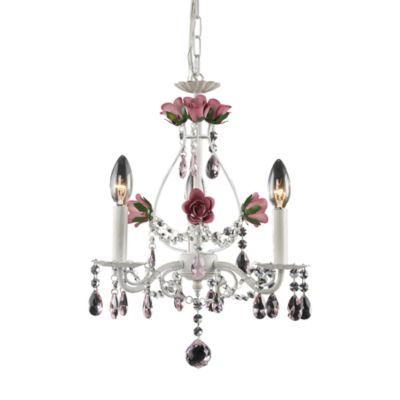 Elk Lighting 3-Light Chandelier Antique