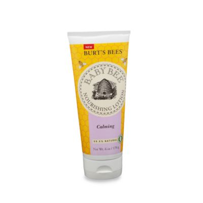 Burt's Bees® 6 oz. Calming Baby Lotion
