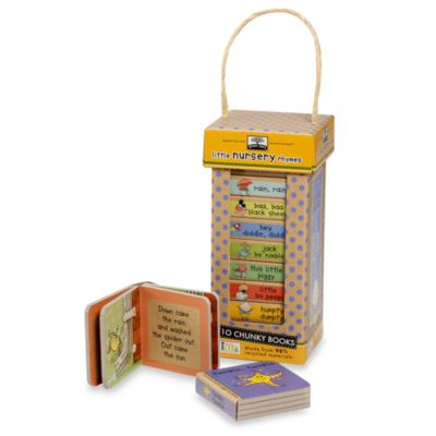 Green Start® Book Tower in Nursery Rhymes