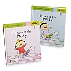 Now I'm Growing! Princess/Prince of the Potty - Little Steps for Big Kids Potty Training Book