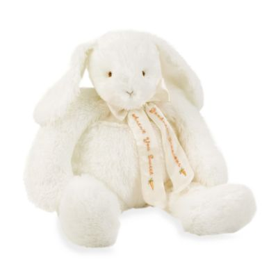 Bunnies by the Bay Plush AnimalSingoodness White Bunny