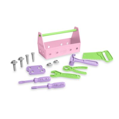 Green Toys™ Tool Set in Pink