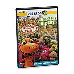 Dinosaur Train: Dinosaur Big City DVD