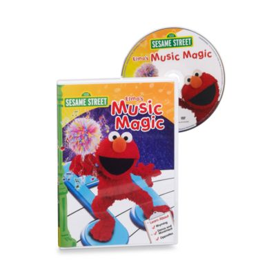 Sesame Street® Elmo's Music Magic DVD
