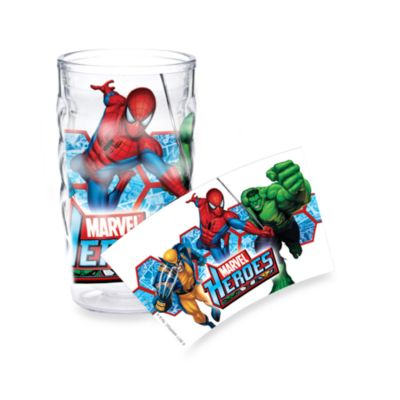 Tervis® 10-Ounce Wavy Wrap Tumblers in Superheroes