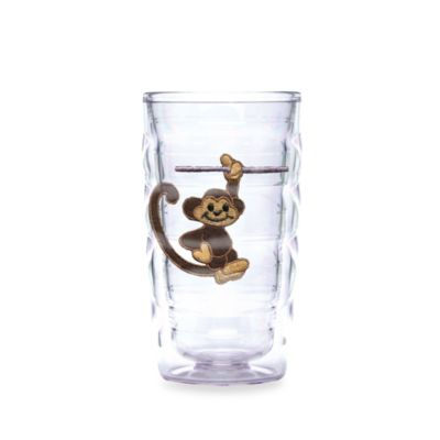 Tervis® Hang-On Monkey Wavy 10-Ounce Tumbler