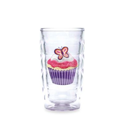Tervis® Cupcake Butterfly Wavy 10-Ounce Tumbler