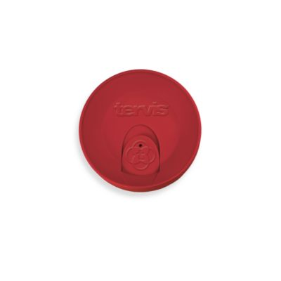 Tervis® Hot Drink Lid for 10-Ounce Tumblers in Red