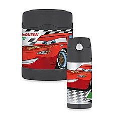Thermos® Funtainers™ Disney/PIXAR Cars Food Jar & Beverage Bottle