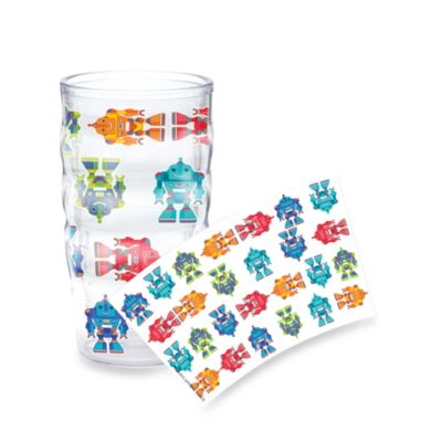 Tervis® 10-Ounce Wavy Wrap Tumbler in Robots