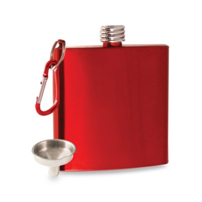 Carabiner Hip Flask