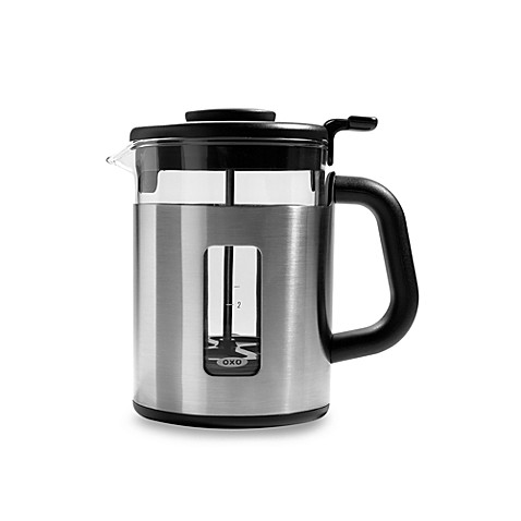 Oxo Good Grips® 4-Cup French Press Coffee Maker in Stainless Steel