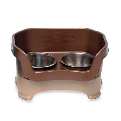 Neater Feeder® Bronze Mess-Proof Medium Pet Bowl