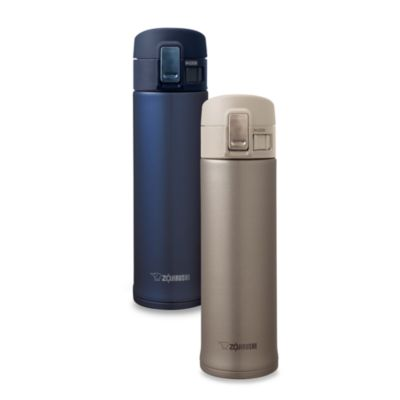 Zojirushi Stainless Thermal Mug in Champagne Gold