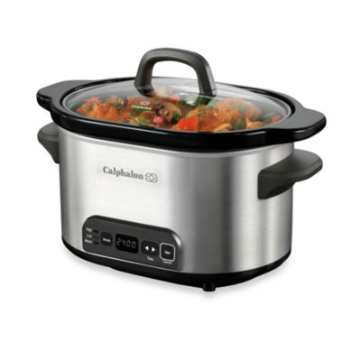 Calphalon® 4-Quart Digital Slow Cooker